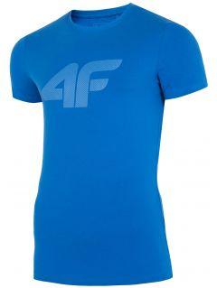 T-shirt męski TSM303 - kobalt