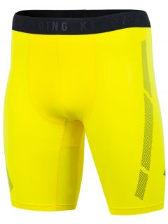 Bielizna treningowa męska BIMF150 - żółty