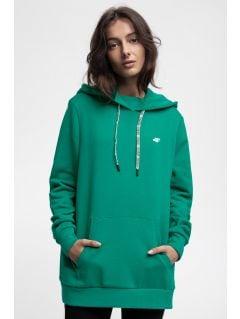 Bluza damska BLD225 - zielony