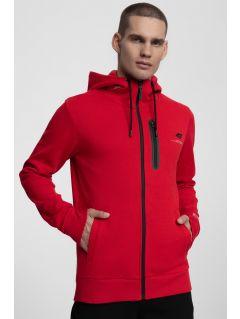 Bluza męska BLM220 - czerwony