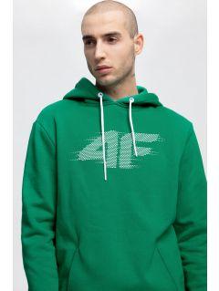 Bluza męska BLM257 - zielony