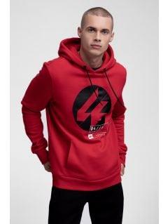 Bluza męska BLM266 - czerwony