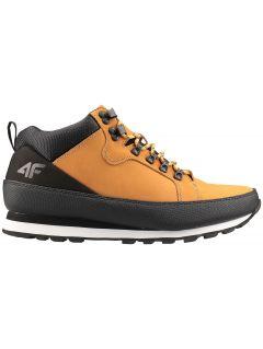 Buty trekkingowe męskie OBMH202 - beż