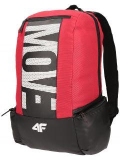 Plecak miejski PCU238 - czerwony
