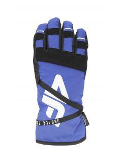 Rękawice narciarskie damskie  RED253 - kobalt