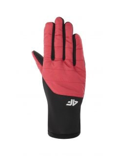 Rękawiczki sportowe uniseks REU201 - czerwony