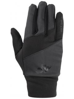 Rękawiczki ogólnosportowe uniseks REU202 - głęboka czerń
