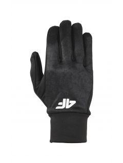 Rękawiczki sportowe uniseks REU205 - głęboka czerń