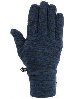 Rękawiczki polarowe uniseks REU302 - granat