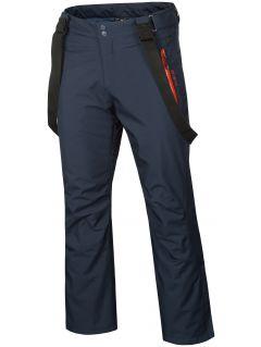 Spodnie narciarskie męskie SPMN250 - ciemny granat