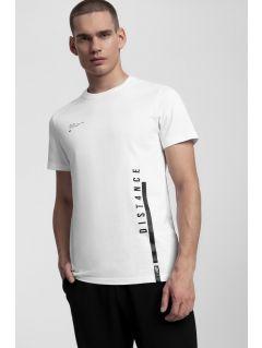 T-shirt męski TSM203 - biały