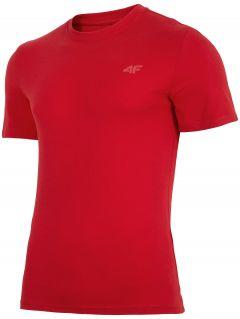 T-shirt męski  TSM300 - czerwony