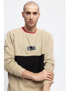 Bluza męska TSML261 - beż
