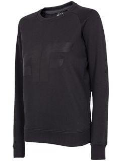 Bluza damska BLD002 - głęboka czerń