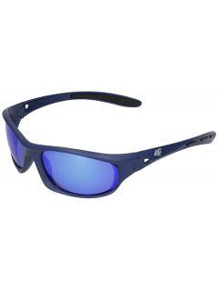 Okulary sportowe OKU005 - granat