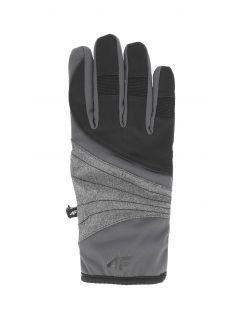 Rękawice narciarskie damskie RED001 - czarny