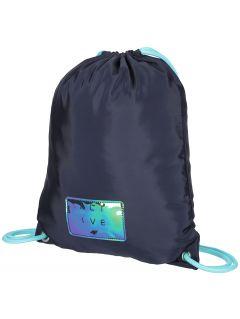 Plecak-worek dziewczęcy  JBAGD201 - granat