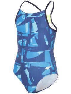 Kostium kąpielowy dziewczęcy (122-164) JKOS201 - multikolor