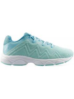 Buty sportowe dziewczęce (30-38) JOBDS401 - mięta