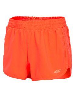 d66d7c6a9b Spodenki sportowe dziewczęce (122-164) JSKDTR401 - pomarańcz neon