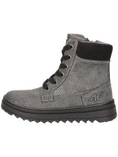 Buty jesienne dla dużych dzieci (dziewcząt) JOBDA201 - szary