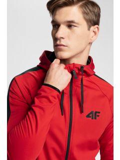 Bluza funkcyjna męska 4Hills BLMF200A - czerwony