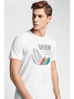 Koszulka męska 4Hills TSM100 - biały