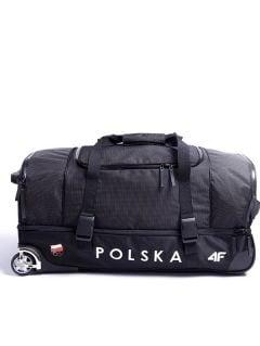 Torba na kółkach Polska Pyeongchang 2018 TNK900 - czarny