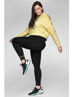 Bluza damska BLD247 - jasny żółty