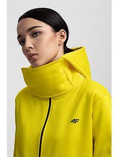Bluza damska BLD231 - żółty