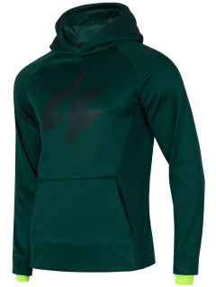 Bluza męska BLM221 - ciemna zieleń