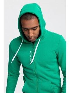 Bluza męska BLM256 - zielony