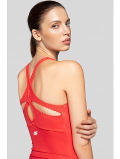 Kostium kąpielowy KOSP200 - czerwony