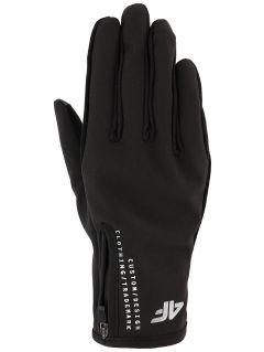 Rękawiczki sportowe REU102  - głęboka czerń