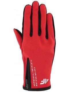 Rękawiczki sportowe REU102 - czerwony