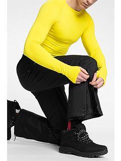 Spodnie narciarskie HQ Performance SPMN150 - głęboka czerń