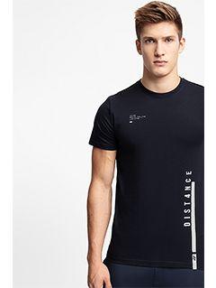 T-shirt męski TSM203 - granat