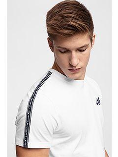 T-shirt męski TSM211 - biały