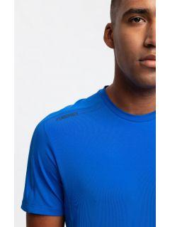 Koszulka treningowa męska TSMF206 - kobalt
