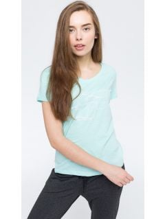 T-shirt damsk  TSD009 - mięta