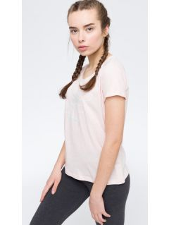 T-shirt damski TSD009 - jasny róż