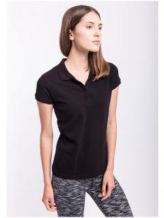 Koszulka polo damska TSD051 - czarny
