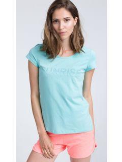 T-shirt damski TSD453 - mięta