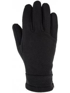 Rękawice sportowe uniseks REU208Z - czarny
