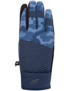 Rękawice narciarskie damskie RED250z - ciemny granatowy