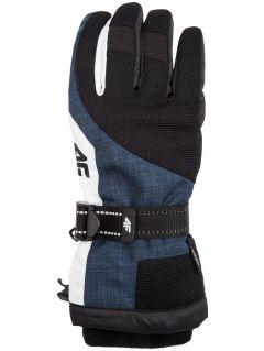 Rękawice narciarskie damskie RED204z - ciemny granatowy
