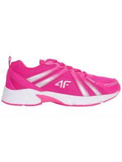Buty sportowe dla dużych dziewcząt JOBDS400Z - różowy