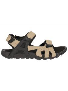 Sandały męskie SAM202 - beż