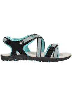 Sandały dla małych dziewczynek JSAD102 - multikolor