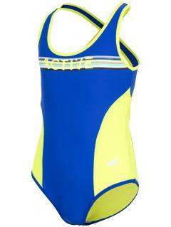 Kostium kąpielowy dla dużych dziewcząt JKOS204 - turkus